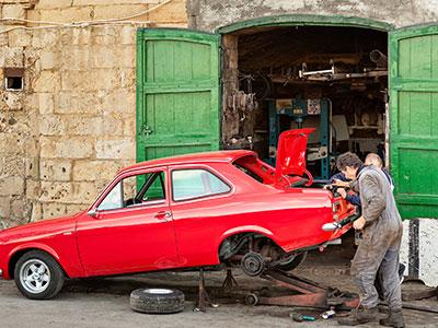 Motor Gutachten Schadenbeurteilung Betriebsschaeden